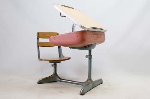 Amazoncom Antique School Desks