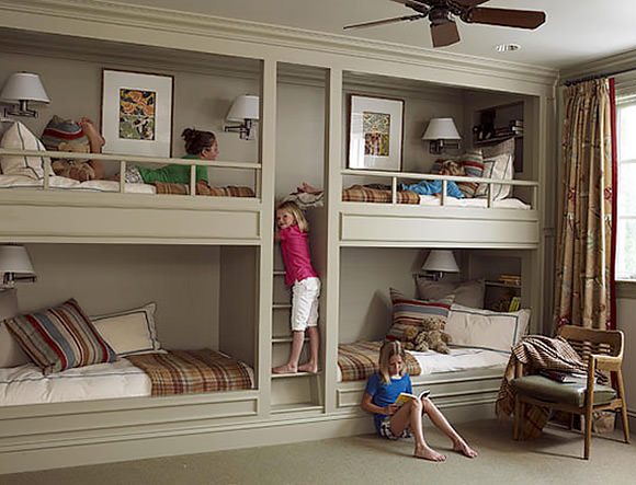 Bunk Bed Inspiration Revisited Handmade Charlotte