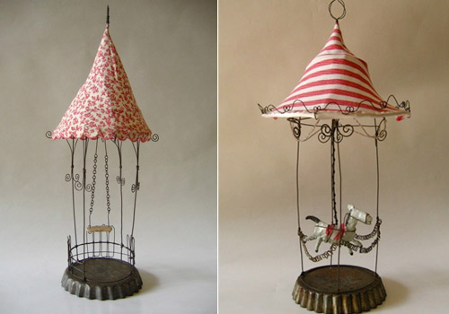 Etsy Finds: Handmade Wire Pavilions