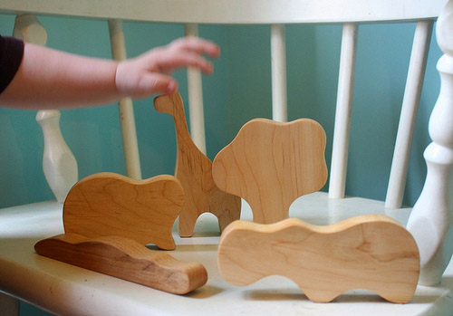 Etsy Finds: Lovely Wooden Toys from Little Alouette