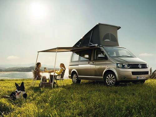 Volkswagon VW California T5 Camper Van
