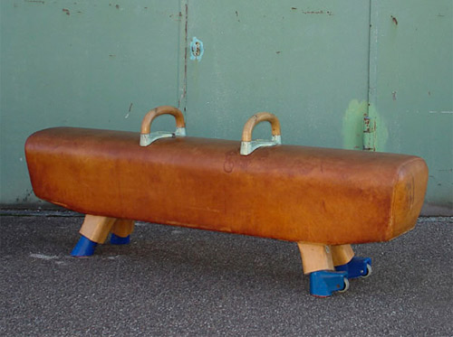 Pommel Horse Bench