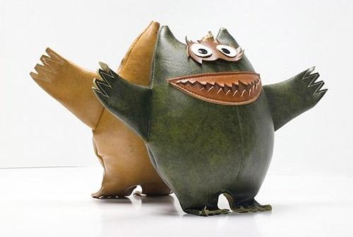 Eames Nauga Monsters