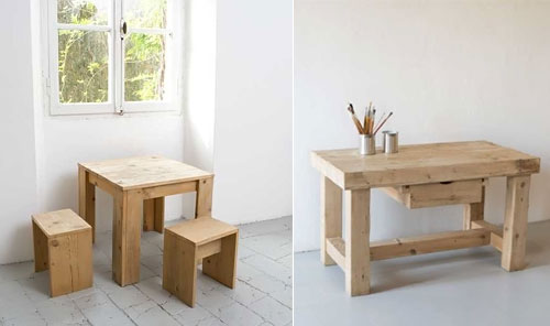 children's furniture by katrin arens