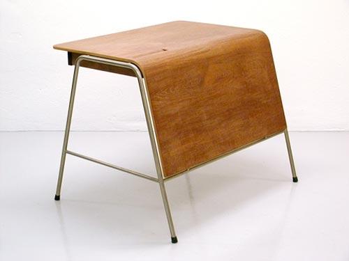 Upcycling Vintage School Desk Refurb