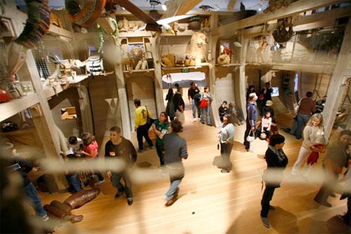 Noah's Ark at the Skirball