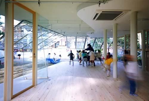 open air kindergarten
