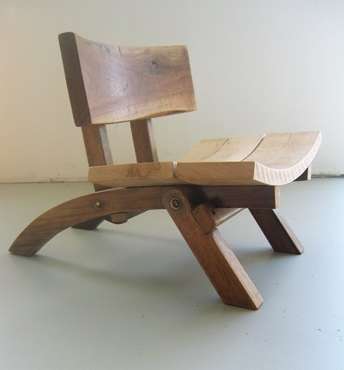 Recycled Child's Chair