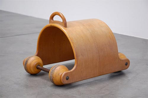 Vintage Plywood Toy from Finland