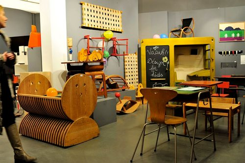 Design for Kids at Pierre Bergé