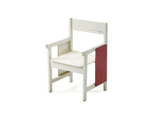 Ko Verzuu De Stijl Wooden Chair ADO Edition