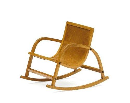 Vintage Childu0027s Rocking Chair