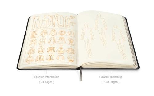 Fashionary Sketchbook
