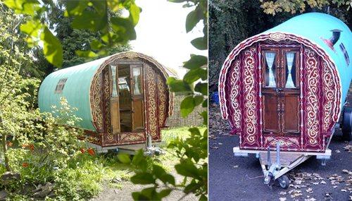 Gypsy Bowtop Caravans