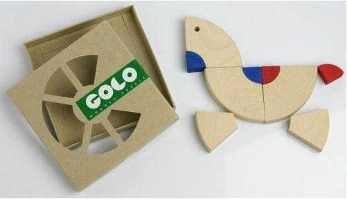 Wooden Toy Crave: Golo Wooden Puzzles