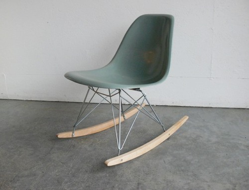 ... Herman Miller Eames Rocking Chair