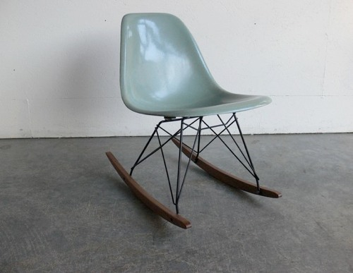 Herman Miller Eames Side Chair Rocking Chair On Etsy ...