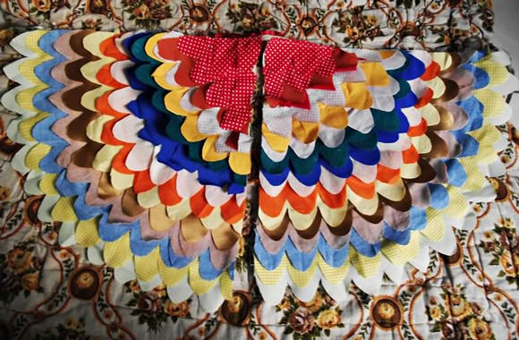 Diy bird wings costume for kids handmade charlotte diy bird wings costume solutioingenieria Image collections