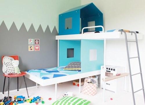 Aalto + Aalto Maja Children's Bed