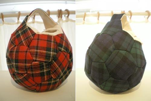 Soccer Ball Bags | Handmade Charlotte
