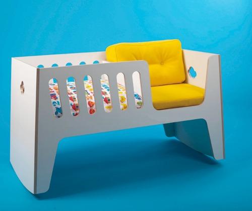 rocky modular cradle