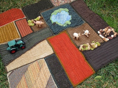 Amelie's Play Mat Farm