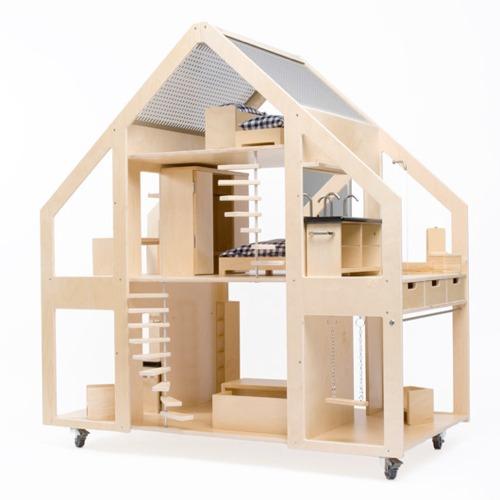 poppenvilla dollhouse