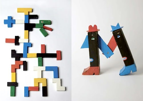 Cardboard Sculpture & Illustration by André da Loba