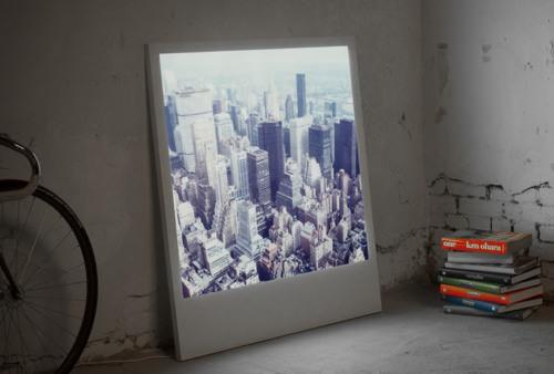 Polaboy Frame Light ⋆ Handmade Charlotte