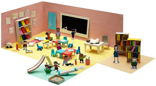 Papercraft School