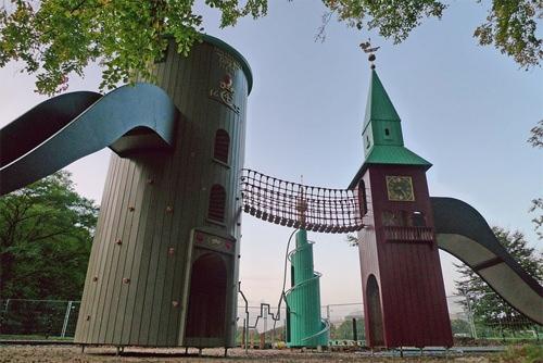 Playground by Monstrum