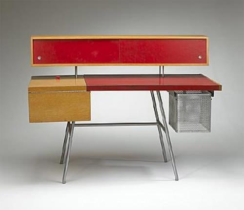 Vintage Home Office Furniture. Home Office Desk By George Nelson For Herman  Miller Vintage Furniture