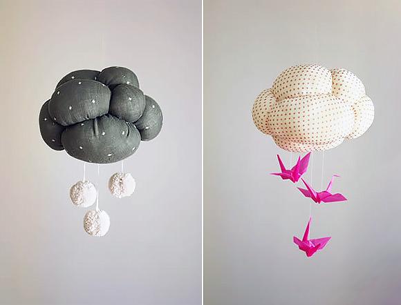 Diy Cloud Mobile Handmade Charlotte