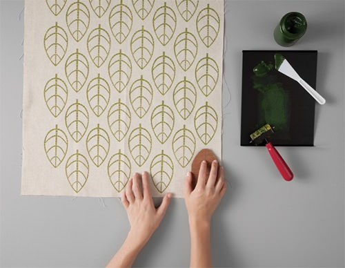 mastering the art of fabric printing and design book