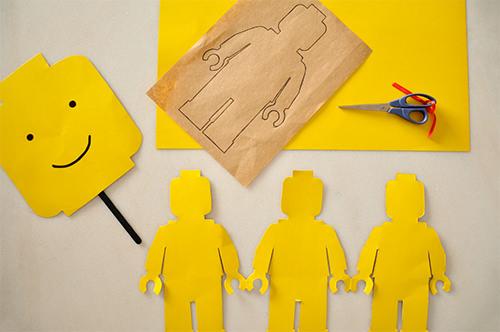 DIY LEGO Crafts for Kids by Estéfi Machado