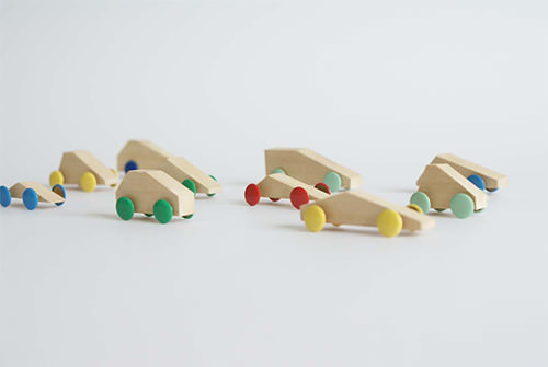 Simple Diy Wooden Toy Cars Handmade Charlotte
