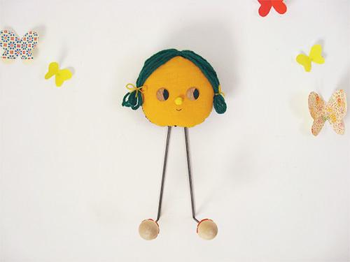 Happy Hooks by Misako Mimoko
