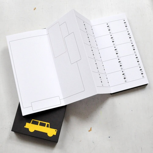 Plibook Travel Journal by Piqpoq