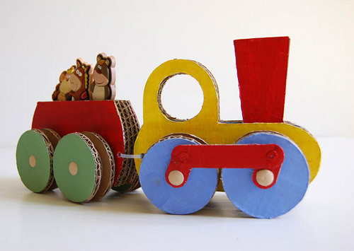 Make Toy Box Out Cardboard Toys Made Out of Cardboard Box