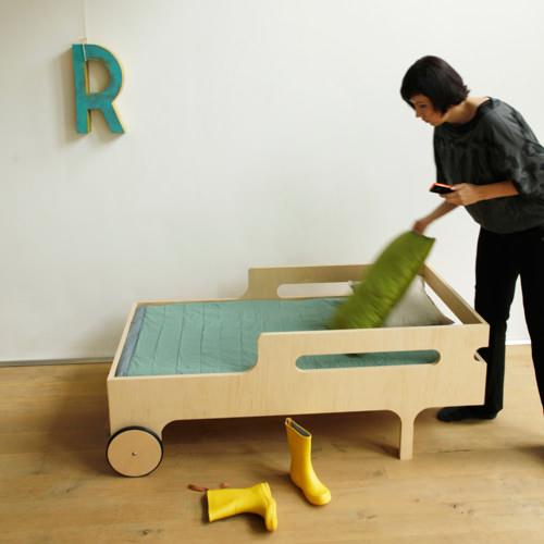 Modern Toddler Bed by Rafa Kids ⋆ Handmade Charlotte