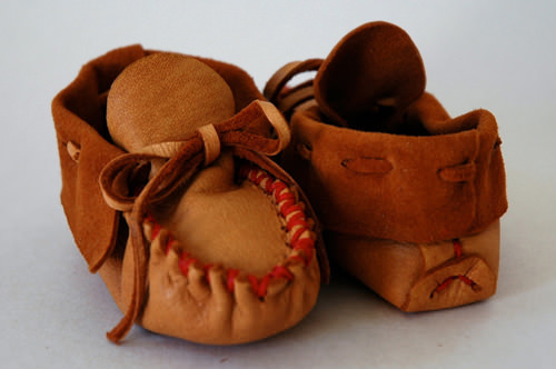 children's mocassins