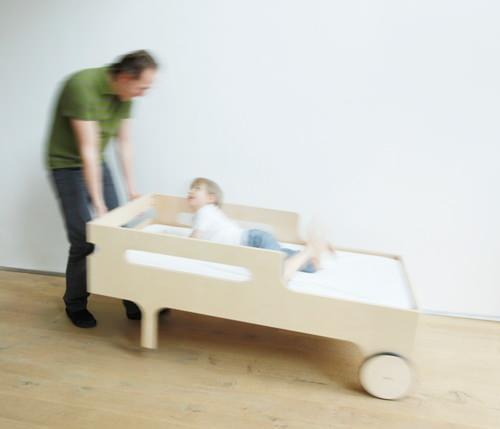 toddler bed by rafa kids