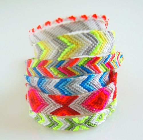 DIY Friendship Bracelets for Kids