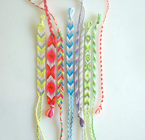 diy friendship bracelets for kids