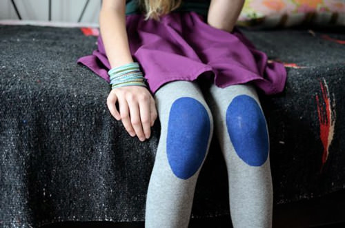 DIY Knee Patches for Kids