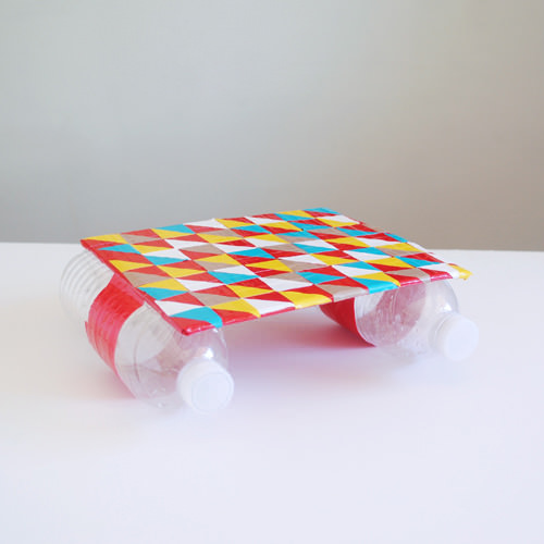 Make A Duct Tape River Raft for Your Child's Toys ⋆ Handmade Charlotte