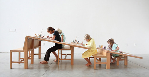 Growth Table by Tim Durfee & Iris Anna Regn