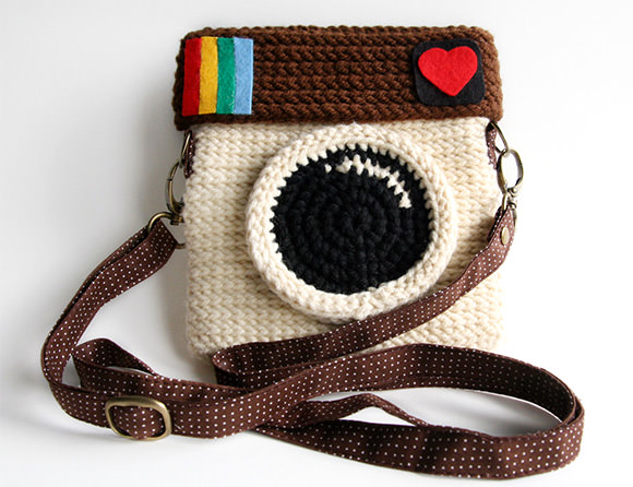instagram purse via etsy