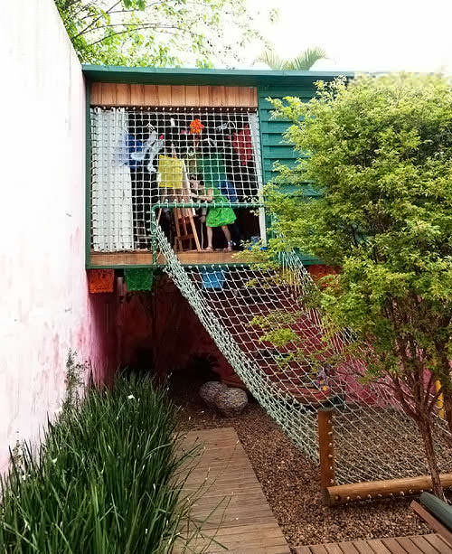 Monday inspiration handmade charlotte for Cool backyard decorations