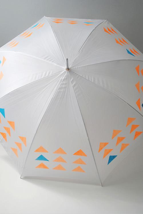Paraguas DIY by Design para la Humanidad